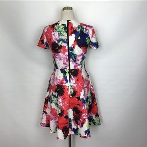 Milly Dresses - Milly for Design size 4 floral pattern dress